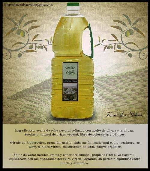 Aceite de oliva mediterraneo bidon 3 lts. oportunidad!!