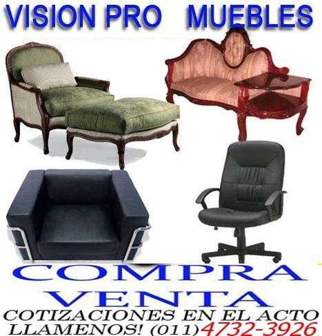 Compro muebles usados y nuevos 4732-3926 pago mas