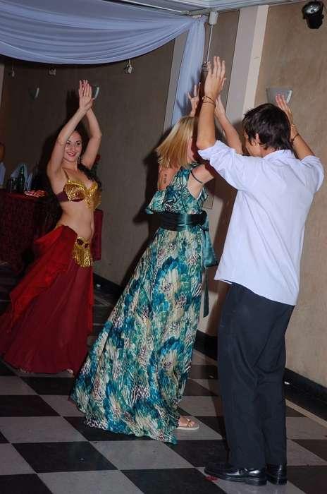 Shows profesionales de danzas árabes - odaliscas!!