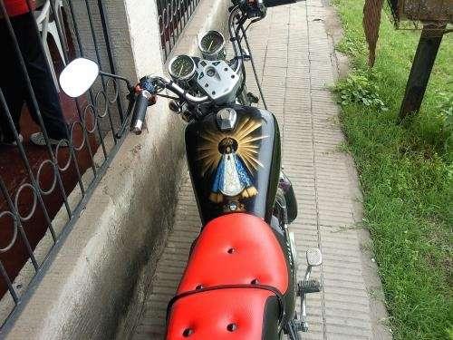 Fotos de Vndo moto chopera custon 150c.c  motomel mod/08 impecacle!!! $5.800 4