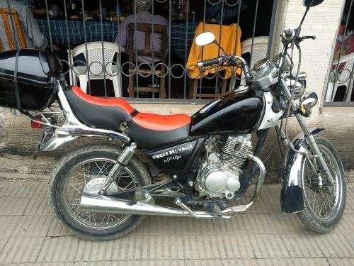 Fotos de Vndo moto chopera custon 150c.c  motomel mod/08 impecacle!!! $5.800 2