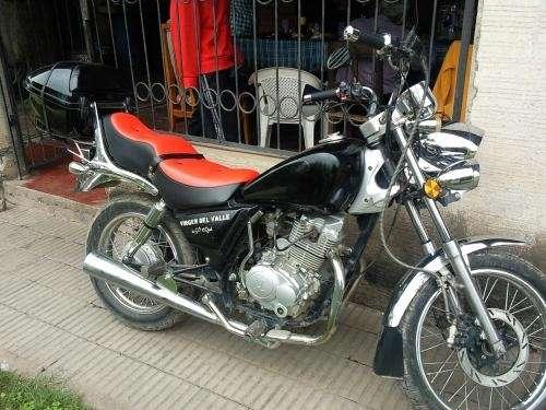 Fotos de Vndo moto chopera custon 150c.c  motomel mod/08 impecacle!!! $5.800 3