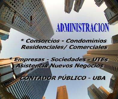 Asistencia a consorcios administrados por propietarios