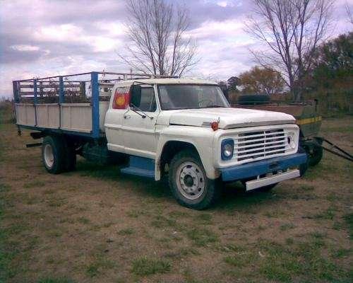 Vendo camión ford f600