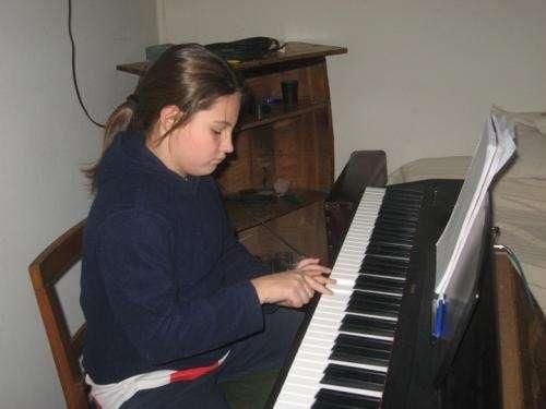 Profesor de piano y/o teclados a domicilio