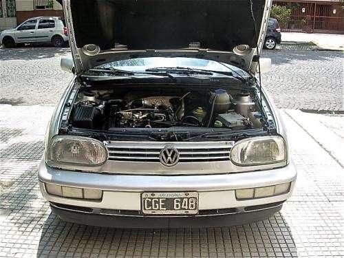 Fotos de Volskwagen golf 1.9 turbo diesel gtd 4