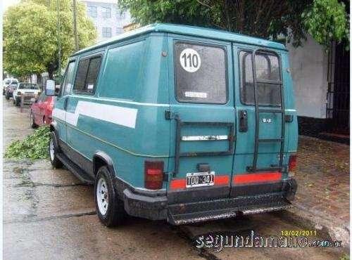 Fotos de Fiat ducato 1.9 diesel equipada 2
