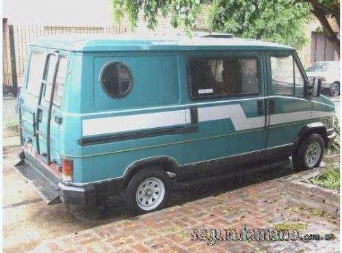 Fiat ducato 1.9 diesel equipada