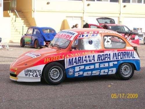 Fotos de Vendo auto de carrera 1