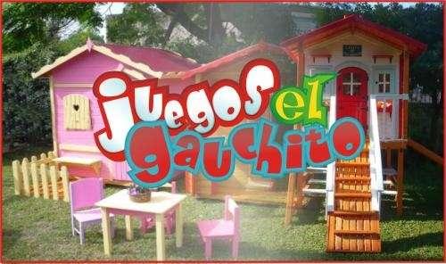 Casitas para niños y juegos de jardin en Buenos Aires ...