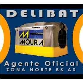 Delibat- baterias de autos: moura - willard - varta (local en tigre)