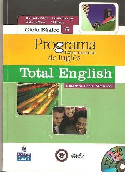 Total english ciclo básico 6