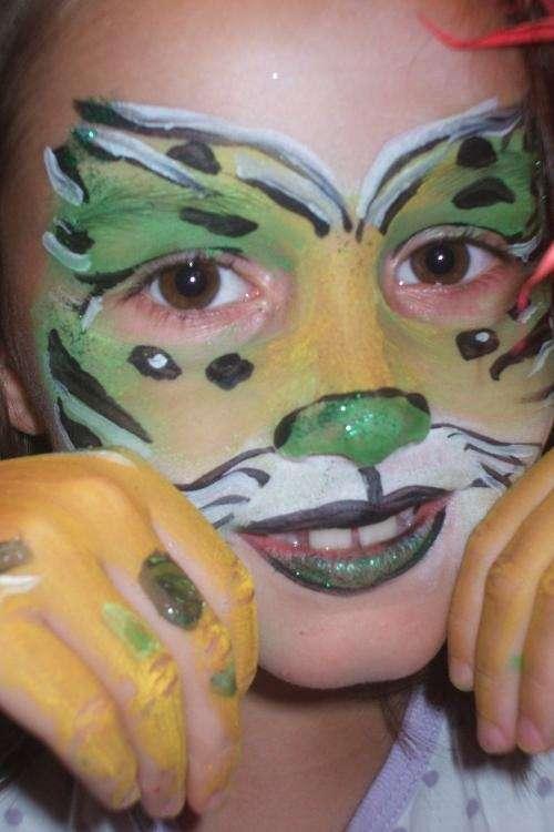 Curso de maquillaje artistico infantil