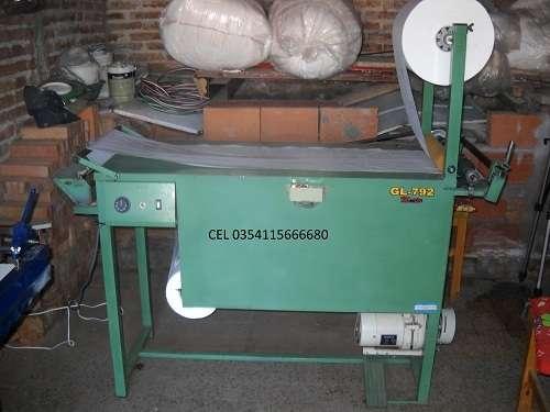 Maquinas de pañales