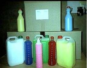 Fabrica productos quimicos limpieza hogar industria