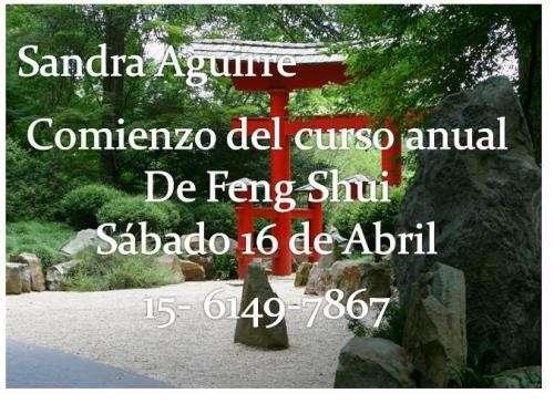 Curso de feng shui y diseño