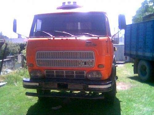 Vendo camion fiat 673
