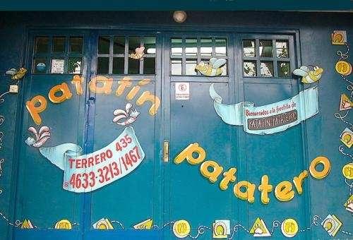 Salon de fiestas infantiles patatin patatero