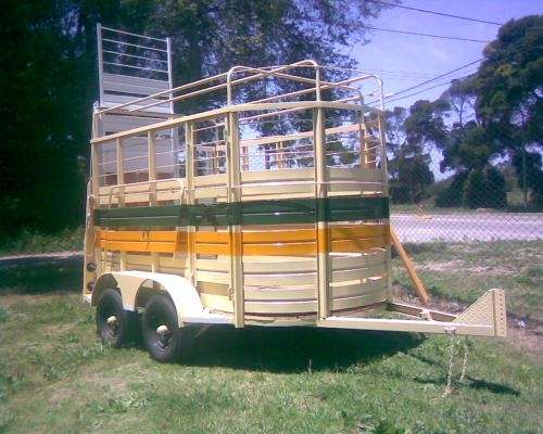Trailers montana trailers