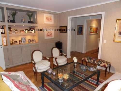 Apartamento en venta en recoleta 3 dormitorios cochera balcon calle avenida alvear y rodriguez peña