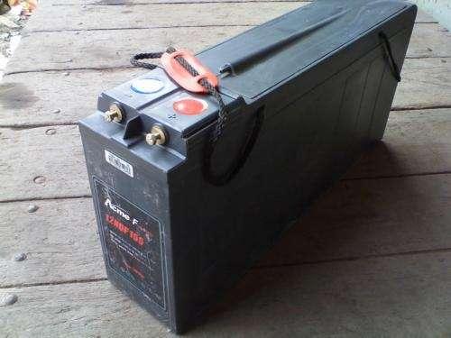 Bateria de gel 155 amperes 12v autos, camionetas, camiones, embarcaciones, casas rodantes, audiocar, luces de emergencia.