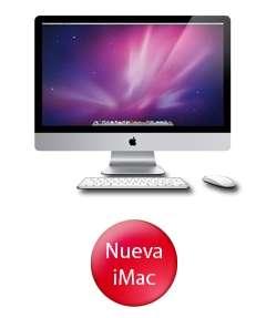 Apple imac 21,5 pulgadas - intel