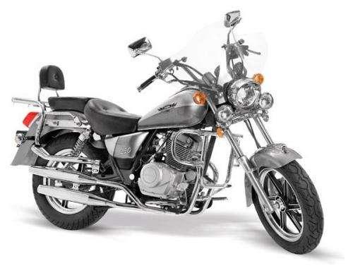 Motos zanella patagonian eagle 250 lanus motos zanella $11.800