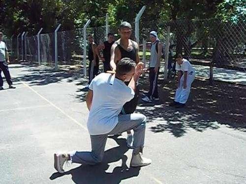Autodefensa urbana seminario de autodefensa personal extrema