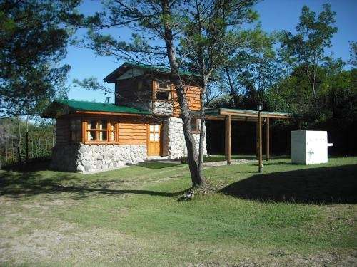 Alquilo cabaña en villa giardino