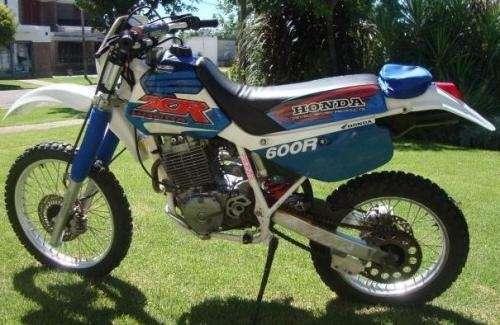 Sport moto: honda xr 600 r 1993 japonesa la mejor