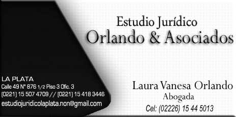 Estudio juridico orlando y asociados