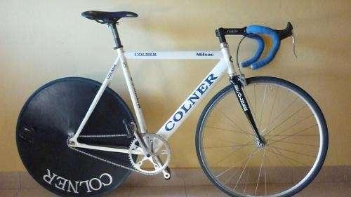 Vendo bicicleta de pista colner milano