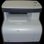Impresora Hp Laser Color Cm1312 Multifuncion  Copia Escaner