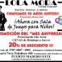 Restaurant Puerto Madero Lola Mora