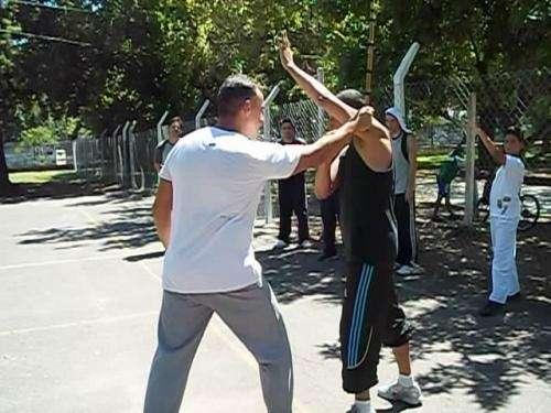 Seminario de defensa personal extrema (autodefensa urbana) maestro pablo lopez