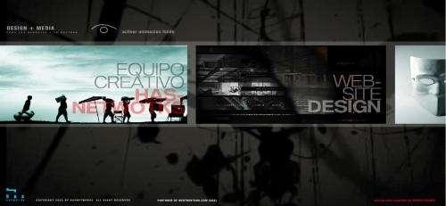 Diseño web diseño grafico multimedia hasnetworks