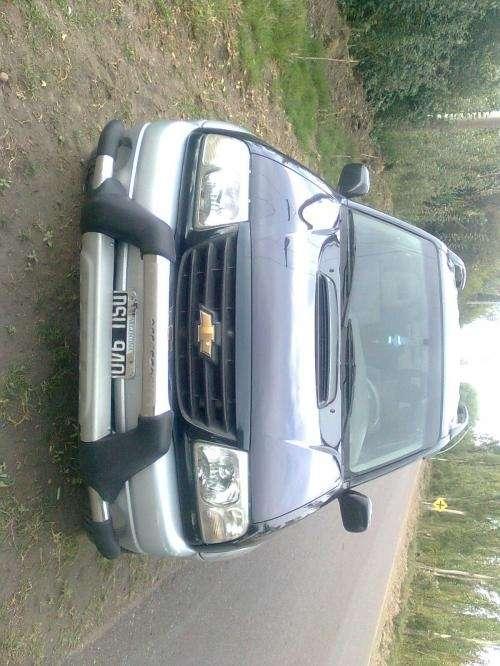 Chevrolet grand vitara 2001 diesel 4x4
