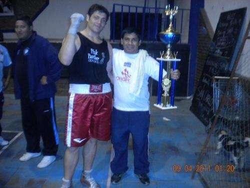 Escuela de boxeo centro pucara cordoba