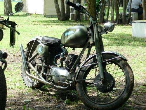 Gilera 150cc '56