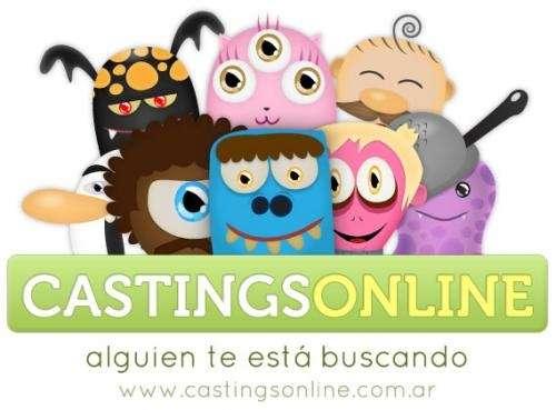 Publicá y lee castings gratis en castingsonline.net