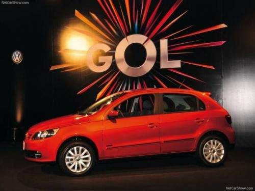 Volkswagen gol power, venta directa de fabrica