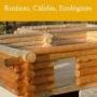 cabañas de troncos en san juan y cualquier parte del pais