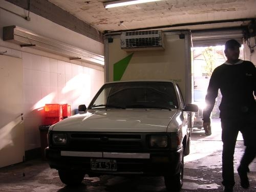 Vendo toyota hilux 2.4 diesel mod. 1997