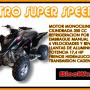 Cuatriciclo Bloower Nitro 350 super speed Once motos Tarjetas sin interes