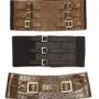 Fabrica de cinturones y accesorios en cuero y símil.