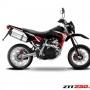 Moto Zanella Ztt 250 Super Motard Once motos Creditos personales
