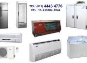 Tecnico en refrigeracion y climatizacion