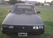 Renault11 ts ano 1985 motor 1.4