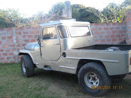 Jeep ika largo 4x4