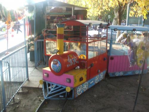 Fotos de Vendo tren 2